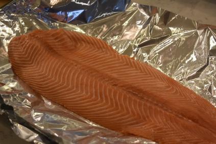 Fresh Salmon Filet